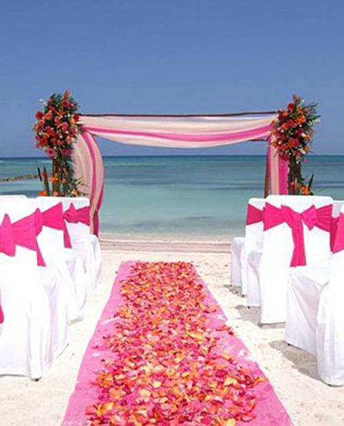 Beach Wedding Arch Ideas: More Beautiful Beach Wedding Arches